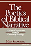 Sternberg, Meir: The Poetics of Biblical Narrative: Ideological Literature and the Drama of Reading