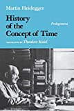 Martin Heidegger: History of the Concept of Time