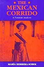 The Mexican Corrido: A Feminist Analysis by…