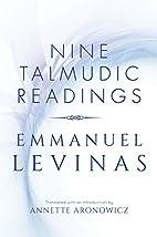 Nine Talmudic Readings by Emmanuel Levinas