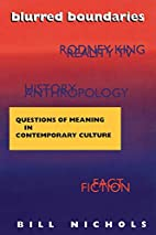 Blurred Boundaries: Questions of Meaning in…