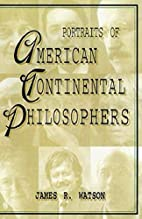 Portraits of American Continental…