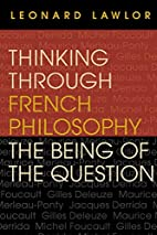 Thinking Through French Philosophy: The…