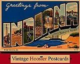 Reed, Robert: Greetings from Indiana: Vintage Hoosier Postcards