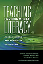Teaching Environmental Literacy: Across…