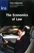 The Economics of Law: An Introductory Text…