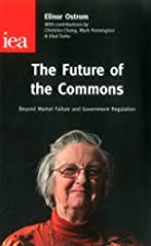 The Future of the Commons: Beyond Market…