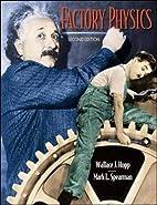 Factory Physics by Wallace Hopp