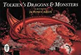Lee, Alan: Tolkien&#39;s Dragons and Monsters : A Book of Twenty Postcards