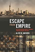 Escape from Empire: The Developing World's…