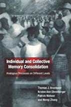 Individual and Collective Memory…