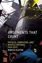 Arguments that Count: Physics, Computing,…
