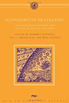Sustainability or Collapse?: An Integrated…