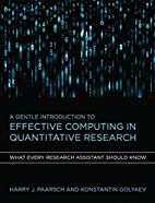 A gentle introduction to effective computing…