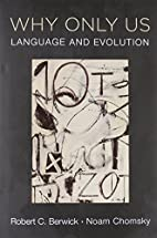 Why Only Us: Language and Evolution (MIT…