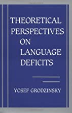 Theoretical Perspectives on Language…