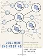 Document Engineering: Analyzing and…