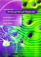 Elements of Artificial Neural Networks…