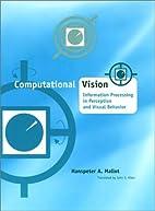 Computational Vision: Information Processing…