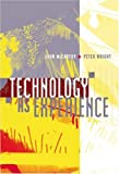 Wright, Peter: Technology As Experience