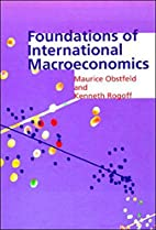 Foundations of International Macroeconomics…