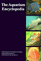 The Aquarium Encyclopedia by Gunther Sterba