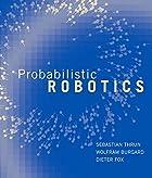 Probabilistic Robotics by Sebastian Thrun