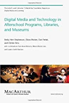Digital Media and Technology in Afterschool…