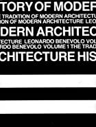 History of Modern Architecture, Vol. 1 by…