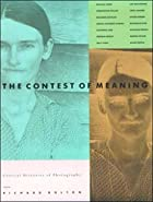 The Contest of Meaning: Critical Histories…