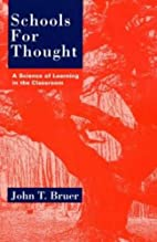Schools for Thought: A Science of Learning…