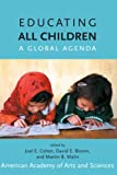 Cohen, Joel, E.: Educating All Children: A Global Agenda