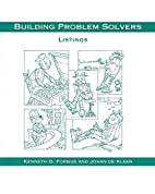 Building Problem Solvers - Listings by…