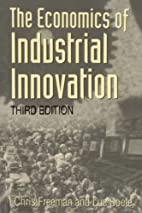 The Economics of Industrial Innovation by…