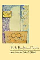 Words, Thoughts, and Theories (Learning,…