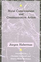 Moral Consciousness and Communicative…