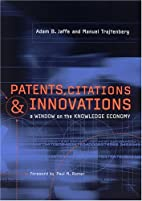 Patents, Citations, and Innovations: A…
