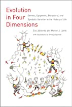 Evolution in Four Dimensions: Genetic,…