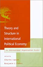 Theory and Structure in International…