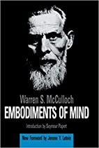 Embodiments of Mind by Warren S. McCulloch