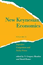 New Keynesian Economics, Vol. 1: Imperfect…