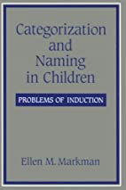 Categorization and Naming in Children:…
