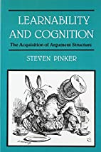 Learnability and Cognition: The Acquisition…