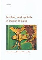 Similarity and Symbols in Human Thinking…
