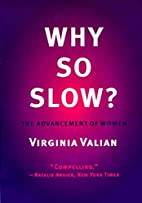 Why So Slow? The Advancement of Women by…