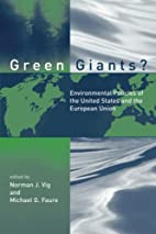 Green Giants?: Environmental Policies of the…