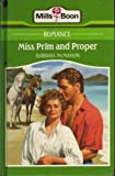 McMahon, Barbara: Miss Prim and Proper