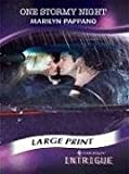 Pappano, Marilyn: One Stormy Night (Harlequin Intrigue (Mills & Boon))