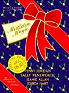 Mistletoe Magic (4 in 1) by Penny Jordan