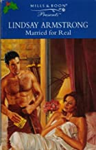 Married for Real by Lindsay Armstrong